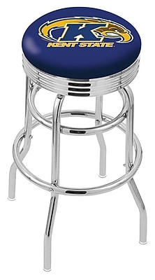 Holland Bar Stool NCAA Swivel Bar Stool; Kent State Golden Flashes WYF078279504165