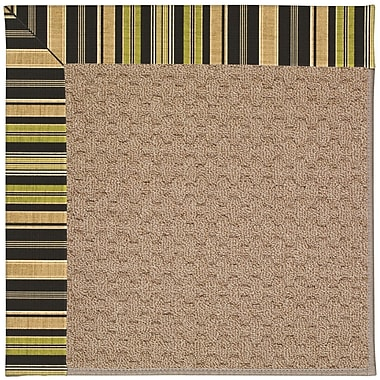 Capel Zoe Grassy Mountain Machine Tufted Indoor/Outdoor Area Rug; Rectangle 7' x 9'