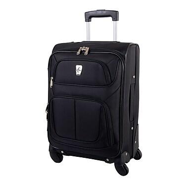 Atlantic - Ensemble de bagages légers Fashionaire II, roues multidirectionnelles