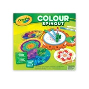 Crayola – Trousse spirographe Colour Spinout