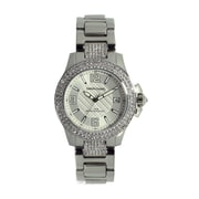 Simon Chang – Montre exclusive de la collection Star, unisexe, blanc (SC118.3 WHT)