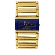 Simon Chang – Montre de collection exclusive, unisexe, bleu (SC187.8 BLUE)