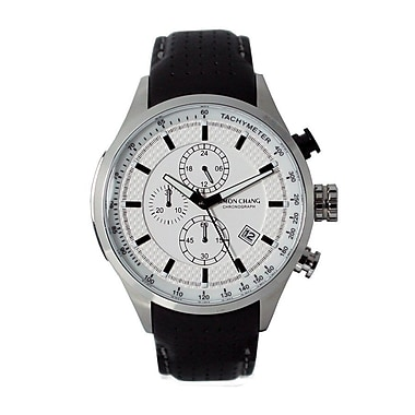 Simon Chang Exclusive Collection Watch, Unisex, White (SC210.3 WHT)