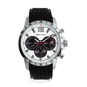 Simon Chang Exclusive Collection Watch, Unisex, White (SC238.1 WHT)