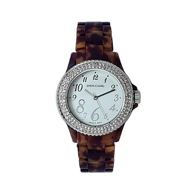 Simon Chang Exclusive Star Collection Watch, Unisex, White (SC386.4 WHT)