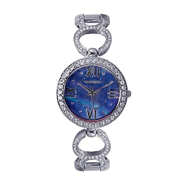 Simon Chang Exclusive Star Collection Watch, Ladies, Blue (SC387.4 BLU)