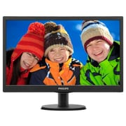 Philips 203V5LSB2/27 19.5-inch TFT-LCD Monitor, 1600 x 900, 600:1, 5ms