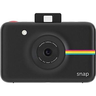 Polaroid - Appareil photo numérique instantané Snap, noir (POLSP01B)