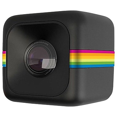 Polaroid – Caméra d'action Cube, noir (POLC3BK)