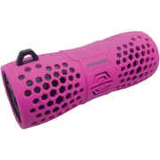 Sylvania Sp332 -pink Water-resistant Portable Bluetooth® Speaker (pink)