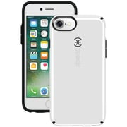SPECK 79238-B860 iPhone® 7 CandyShell® Case (White/Charcoal Gray)
