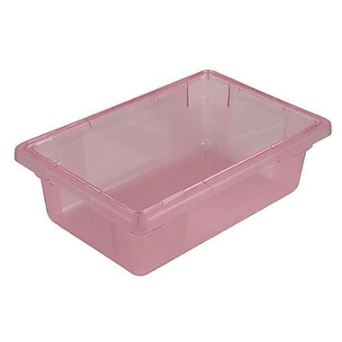 Cambro Red Camwear® Food Box, 18
