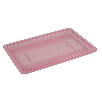 Cambro Red Camwear® Food Box Cover, 18