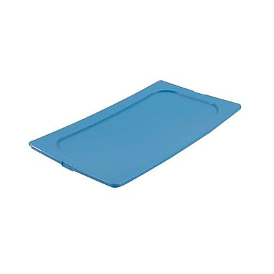Carlisle 1/3 Size TopNotch™ Snap-On Pan Cover, 12 3/4