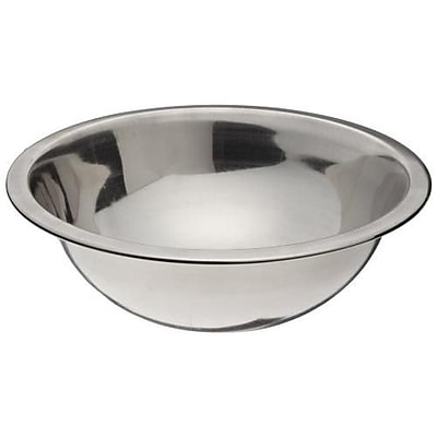 Adcraft 1 Qt Stainless Steel Mixing Bowl