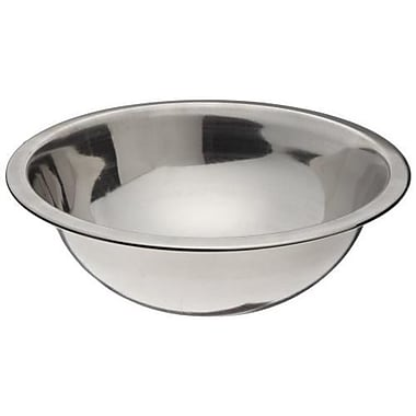 Adcraft 1 Qt Stainless Steel Mixing Bowl (SBL-2D)