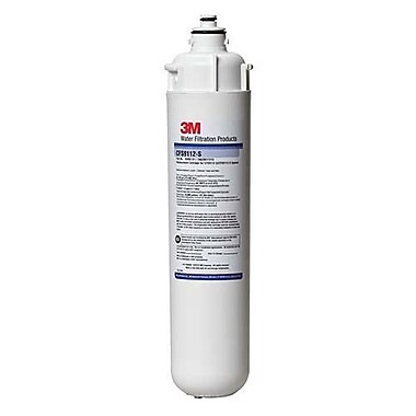 3M Replacement Water Filter Cartridge with Scale Inhibitor (5631604)