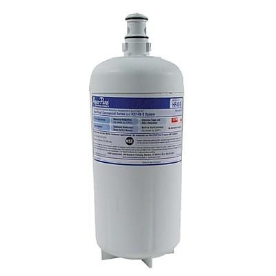 3M Replacement Water Filter Cartridge with Scale Inhibitor, 25000 Gallon, White