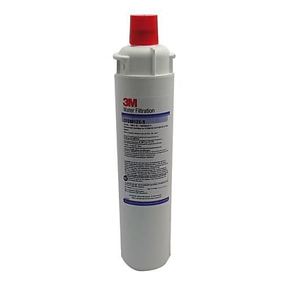 3M Replacement Water Filter Cartridge with Scale Inhibitor 14000 Gallon White 17.1
