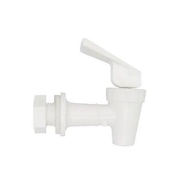 Cambro White Drain Box Replacement Faucet