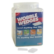 Wobble Wedge White Wobble Wedges, 300/CT (300)