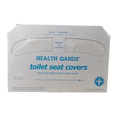Winco Toilet Seat Cover Paper, 250/Pack (TSC-250)