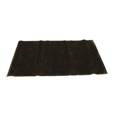 Cactus Mat Co. Carpeted Mat, Gray, 6' x 4' (1437M-46)