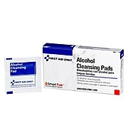 First Aid Only® Alcohol Wipes (12-011)