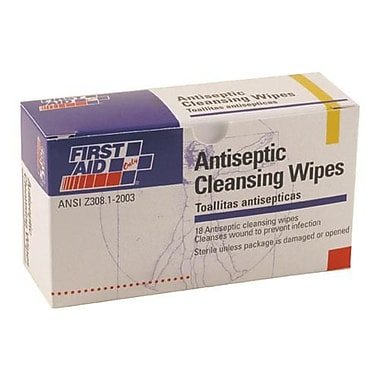 First Aid Only® Antiseptic Wipes (51028)