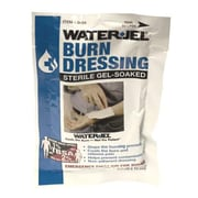 "First Aid Only® Water Gel Burn Dressing, 4"" x 4"" (16-004)"