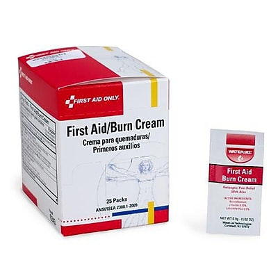 First Aid Only® First Aid Burn Cream (G343)