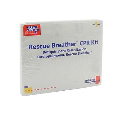First Aid Only® CPR Kit First Aid (205-CPR)