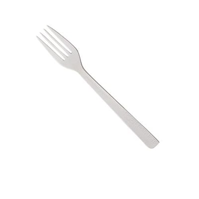 "Eco-Products Plantware™ Forks, 6"" L, White, 1000/Pack (EP-S012)"