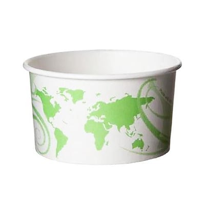 Eco-Products 5 Oz. Food Containers, 3.40