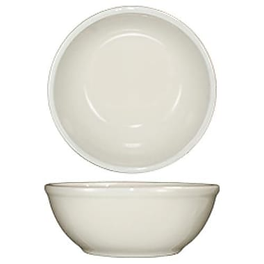 International Tableware 12 1/2 Oz Roma™ Nappie Bowl With Rolled Edge, 36/Pack (RO-15)