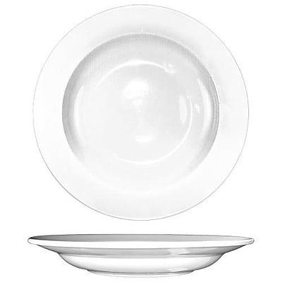 International Tableware 20 Oz Dover™ Porcelain Pasta Bowl, 12/Pack (DO-120)
