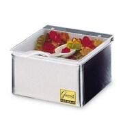 San Jamar 1 Quart Condiment Server (B4061INL) by