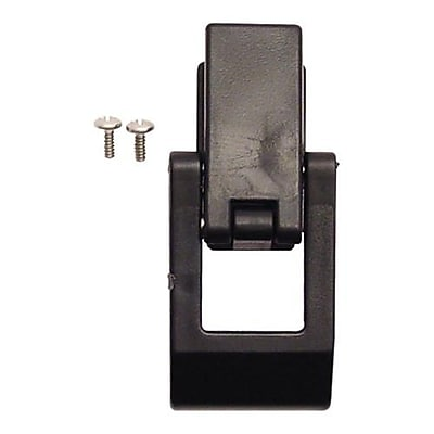 Carlisle Black Cateraide™ Latch Assembly, 1/Pack (LD222NLA03)