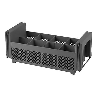 Cambro 8 Section Half Flatware Basket (67113)
