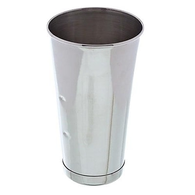Update International 30 Oz. Malt Cup, Stainless Steel (MC-30) 2476082