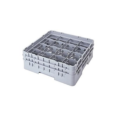 Cambro Camrack Glass Rack, 2/Pack (16S800-151) 2479805
