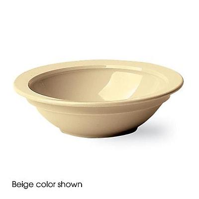 Cambro Camwear® Round Fruit Cup, 5 Oz., Beige (45CW133)