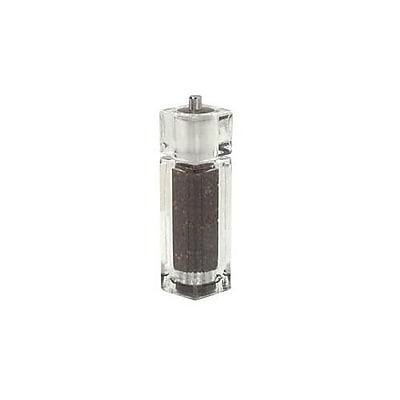 American Metalcraft Acrylic Salt & Pepper Combo Shaker (CPM62)