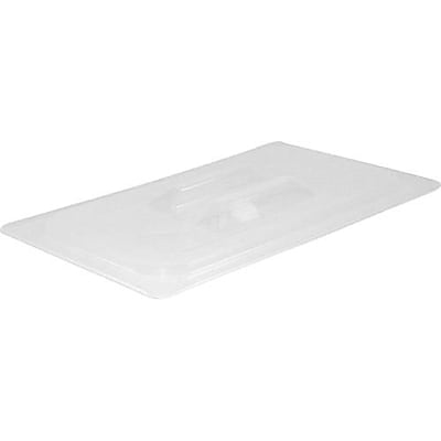 Cambro 1/9 Size Camwear® Notched Flat Cover, 6 15/16