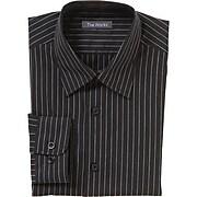 Chef Works Onyx Dress Shirt, Large (D300-CDA-L)