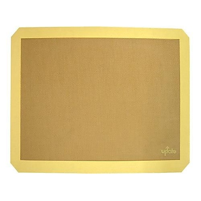 Update International Half Size Silicone Baking Mat (SFBM-50)