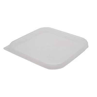 Cambro 12, 18 and 22 Qt. CamSquare® Seal Cover, 11 2/5