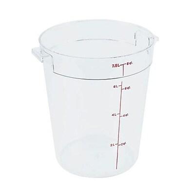 Cambro 8 Qt. Camwear® Food Storage Container, 9 15/16