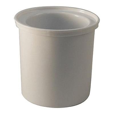 Cambro 2 Qt. ColdFest® Round Cold Pan, 6 3/4