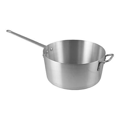 Update International Aluminum Sauce Pan, 10 Qt. (ASP-10)